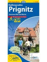 Prignitz Fahrradkarte