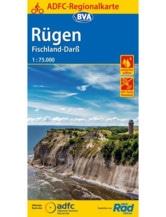 Rügen / Fischland - Darß Fahrradkarte