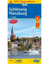Schleswig / Flensburg Fahrradkarte