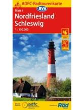 Nordfriesland / Schleswig Fahrradkarte