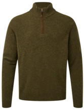 Kangtega Quarter Zip Sweater Men