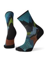 Athlete Edition Run Mountain Print Crew Socks Men