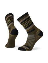 Hike Full Cushion Rail Stripe Crew Socks