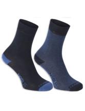 NosiLive Travel Socks Twin Pack Women