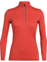 Women's Amplify LS Half Zip