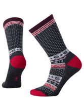 Cozy Cabin Crew Socks Women