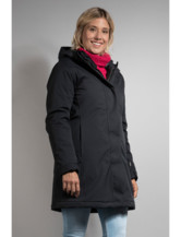 Stir W's Hooded Coat