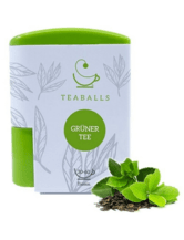 Tee Extrakt - Grüner Tee - 120 Tabs
