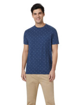 Men's Tree Print Classic T-Shirt