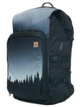 Mobius 35L Backpack - meteorite black juniper