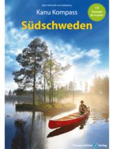 Kanu Kompass Südschweden 2018
