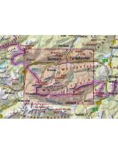 AV-Karte BY8 - Wettersteingebirge