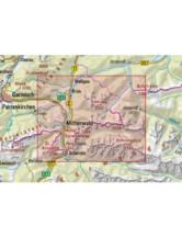 AV-Karte BY 4 - Allgäuer Alpen