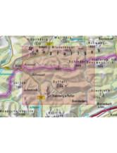 AV-Karte BY 14 - Mangfallgebirge Süd