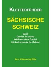 Kletterführer Großer Zschand / Wildensteiner Gebiet 2017