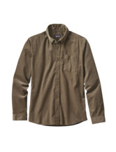 Long-Sleeved Bluffside Cord Shirt