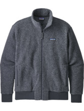 Woolyester Fleece Jacket Men