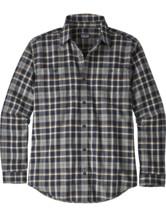 LS Pima Cotton Shirt Men