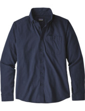 LS Vjosa River Pima Cotton Shirt Men