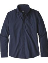 LS Vjosa River Pima Cotton Shirt Men