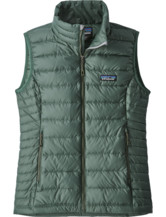 Down Sweater Vest Women