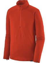 Men's Capilene Thermal Weight Zip-Neck