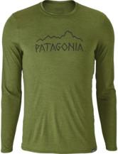 Capilene Daily LS Graphic T-Shirt Men