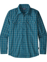 Long-Sleeved High Moss Shirt Men