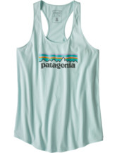 Women's Pastel P-6 Logo Organic Cotton Tank Top