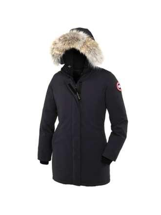 Canada Goose Victoria Parka black | S 3037L R 61 04