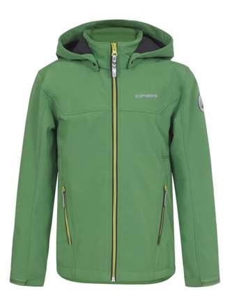 Icepeak Remi JR Softshell leafgreen | 152