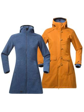 Bjerke 3 in 1 Lady Coat