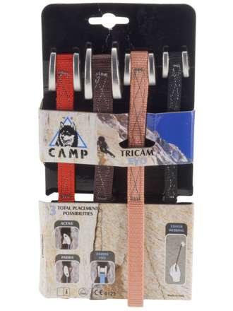 Tricam Evo 4er Set 0,25 bis 1,5