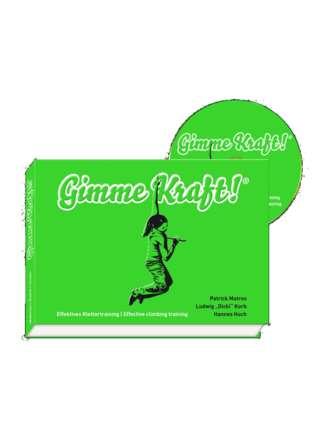 Gimme Kraft Trainingslehrbuch