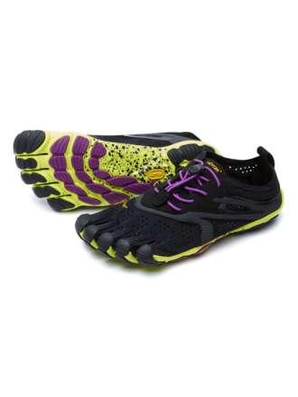 V-Run Women black/yellow/purple | 36,0