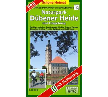 Naturpark Dübener Heide und Umgebung