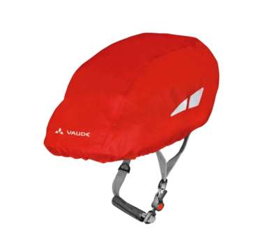 Helmet Raincover red