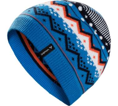 Kids Berg II Beanie eclipse/blue | S