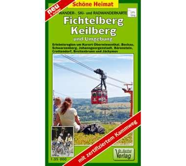 Fichtelberg, Keilberg und Umgebung