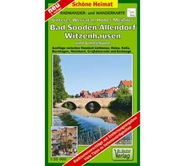 Unteres Werratal, Hoher Meißner, Bad Sooden-Allendorf, Witzenhausen und Umgebung