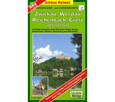 Zwickau, Werdau, Reichenbach, Greiz und Umgebung
