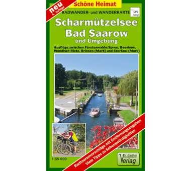 Scharmützelsee, Bad Saarow und Umgebung