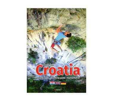 Kletterführer Kroatien Boris Cujic 2016