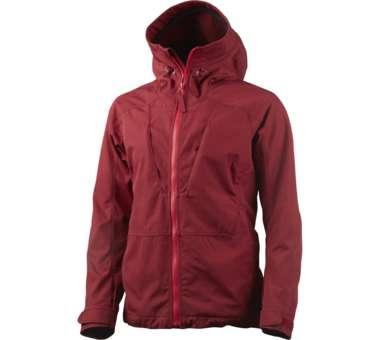 Habe Jacket Women dark red | S