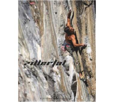 Kletter- und Boulderführer Zillertal 2018