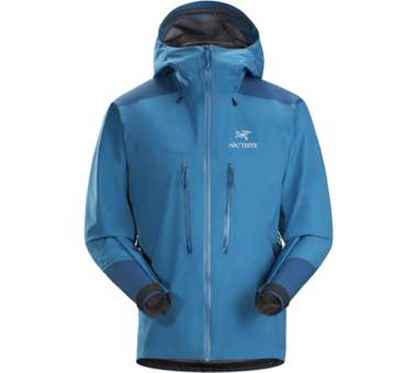 Alpha AR Jacket Men thalassa | S