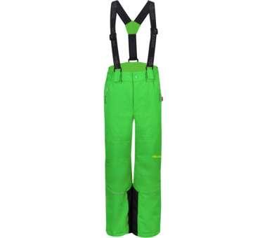 Kids Norefjell Pant Slim Fit bright green melange | 128