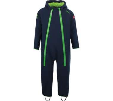 Kids Nordkapp Overall navy/green | 92