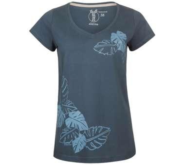 Natürlich T-Shirt Women darkblue | 36