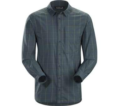 Riel Shirt LS Men astrosphere | M